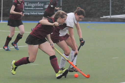 Ladies' 2s v Milton Keynes 010
