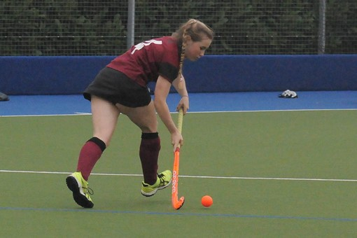 Ladies' 2s v Milton Keynes 011