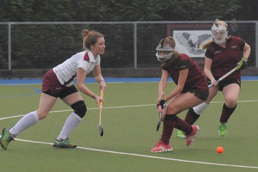 Ladies' 2s v Milton Keynes 013