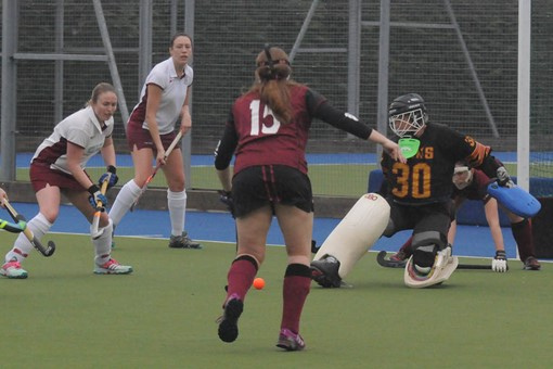 Ladies' 2s v Milton Keynes 014
