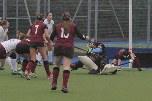 Ladies' 2s v Milton Keynes 015