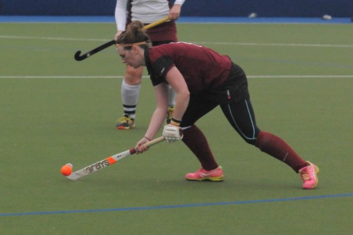 Ladies' 2s v Milton Keynes 016