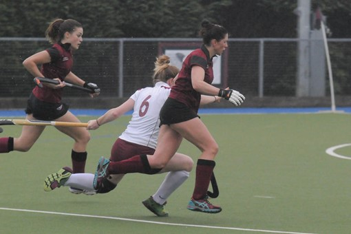 Ladies' 2s v Milton Keynes 017