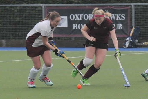 Ladies' 2s v Milton Keynes 019