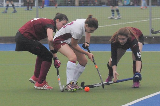 Ladies' 2s v Milton Keynes 020