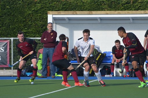 M1s v Fareham in the cup 010