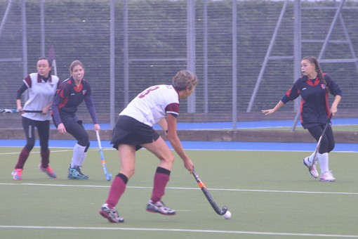 Ladies' 7s v Amersham & Chalfont 011