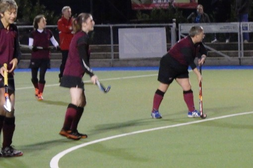 Ladies' 6s v South Bucks 006