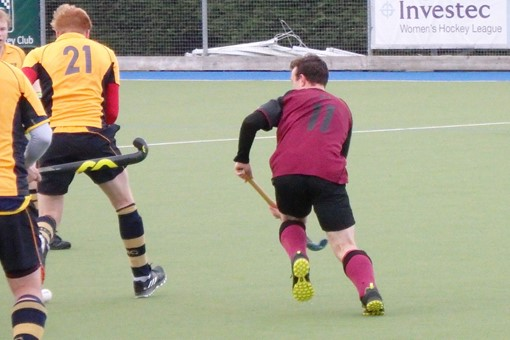 Men's 1s v Henley 002