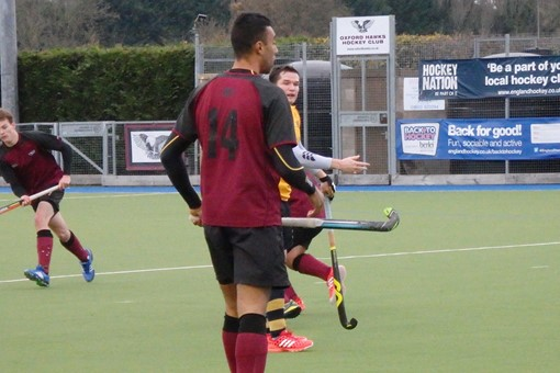 Men's 1s v Henley 007