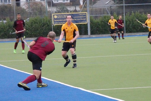 Men's 1s v Henley 009