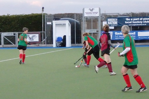 Ladies' 7s v Iver & Burnham 1s 001