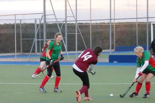 Ladies' 7s v Iver & Burnham 1s 002