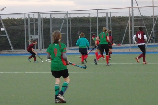 Ladies' 7s v Iver & Burnham 1s 003