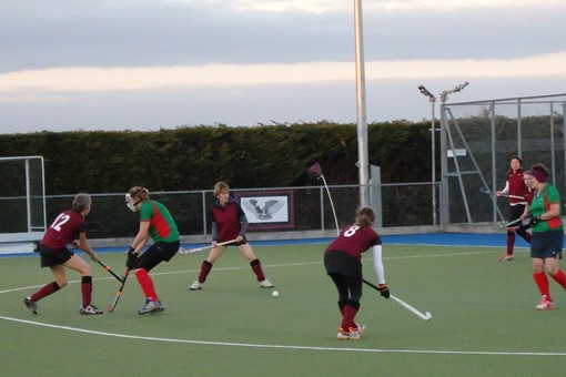 Ladies' 7s v Iver & Burnham 1s 004