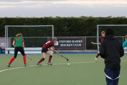 Ladies' 7s v Iver & Burnham 1s 007