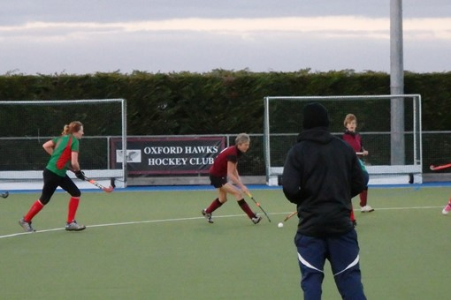 Ladies' 7s v Iver & Burnham 1s 008