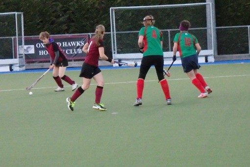 Ladies' 7s v Iver & Burnham 1s 010
