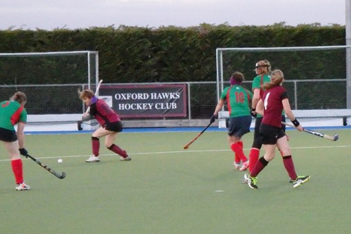 Ladies' 7s v Iver & Burnham 1s 011