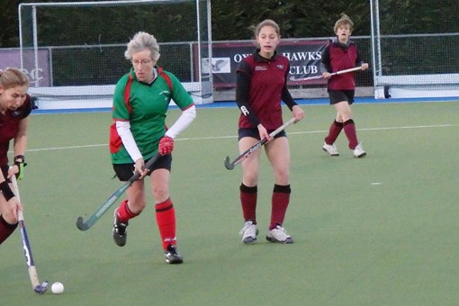 Ladies' 7s v Iver & Burnham 1s 013