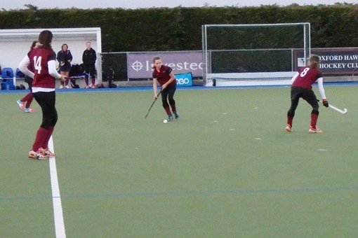 Ladies' 7s v Iver & Burnham 1s 014