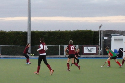 Ladies' 7s v Iver & Burnham 1s 016