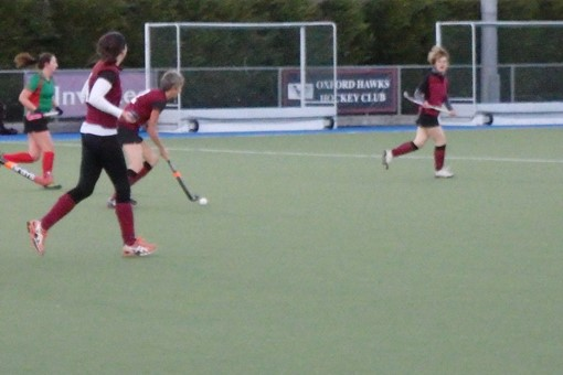 Ladies' 7s v Iver & Burnham 1s 017
