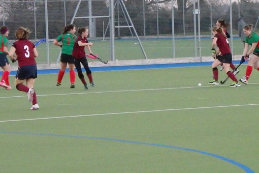 Ladies' 7s v Iver & Burnham 1s 020