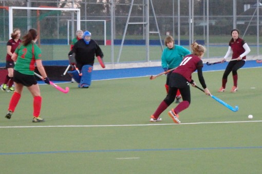 Ladies' 7s v Iver & Burnham 1s 021