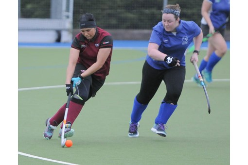 Ladies' 5s v Oxford 001