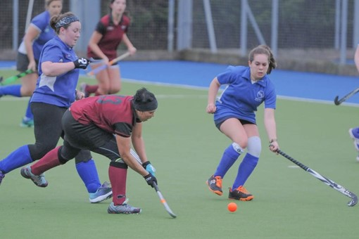Ladies' 5s v Oxford 002