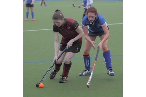 Ladies' 5s v Oxford 007