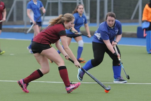 Ladies' 5s v Oxford 010