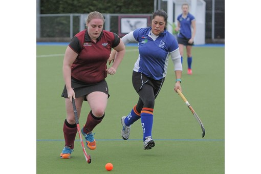 Ladies' 5s v Oxford 011
