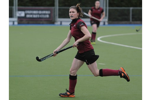 Ladies' 5s v Oxford 012