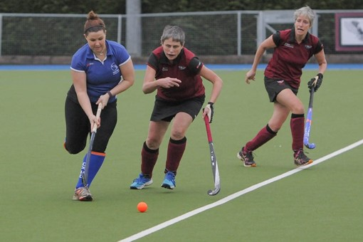 Ladies' 5s v Oxford 021