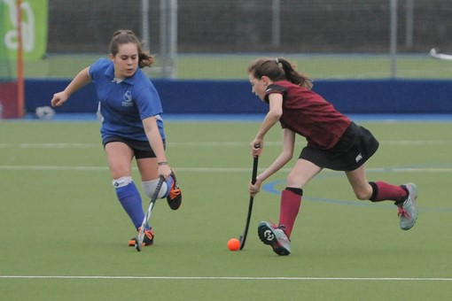 Ladies' 5s v Oxford 024
