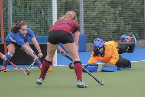 Ladies' 5s v Oxford 025