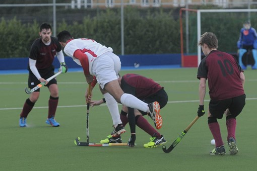 Men's 2s v Eastcote 012