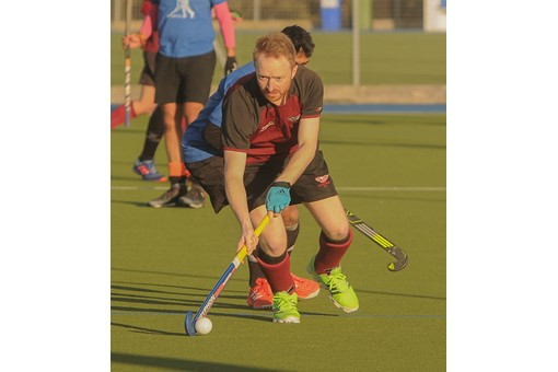 Men's 3s v Slough 005