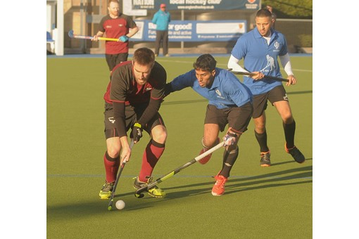 Men's 3s v Slough 008