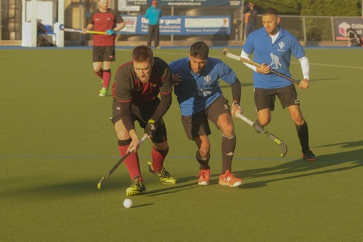 Men's 3s v Slough 009