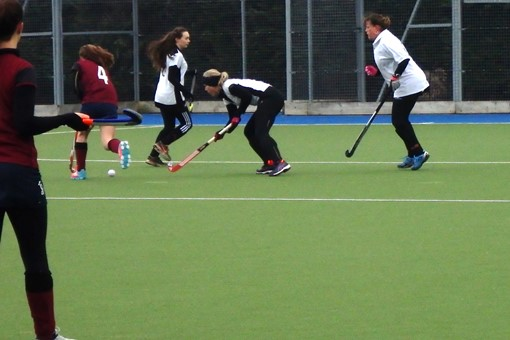 Ladies' 7s v Aylesbury 4s 011