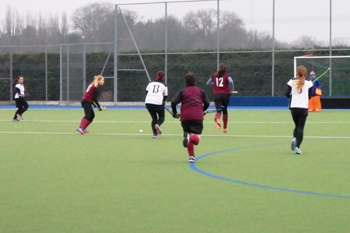 Ladies' 7s v Aylesbury 4s 020