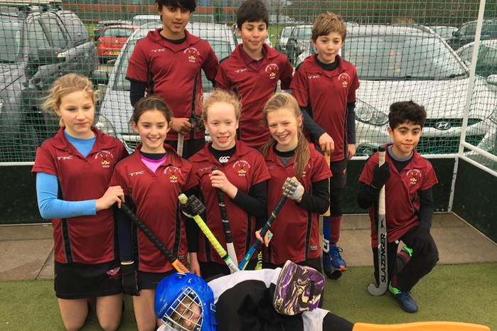 U12 Mixed team March 2017 001