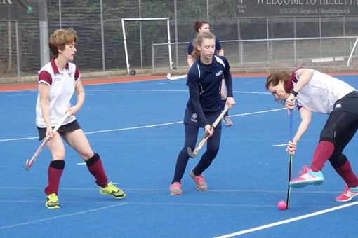 Ladies' 7s v Abingdon 001
