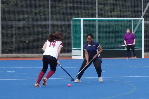Ladies' 7s v Abingdon 012