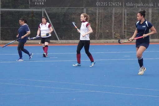 Ladies' 7s v Abingdon 016