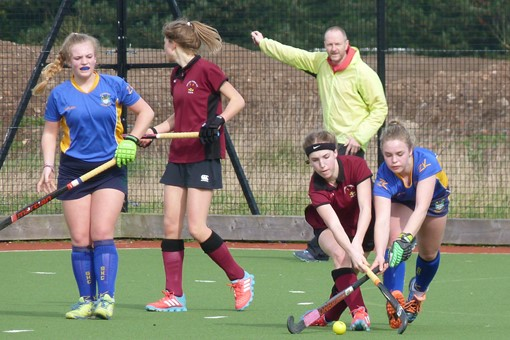 U16 Girls at Stourport (EH Regionals) 004