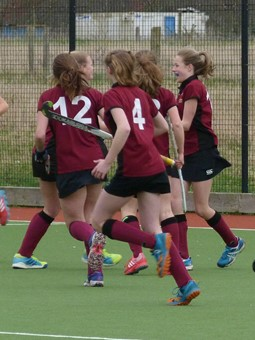 U16 Girls at Stourport (EH Regionals) 007